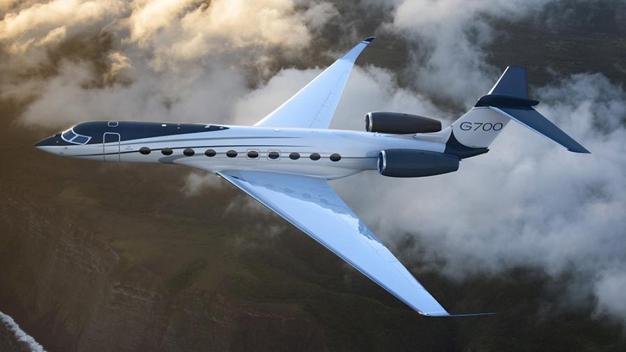 Gulfstream's New G700 Revealed in Bid for Biggest Private Jet